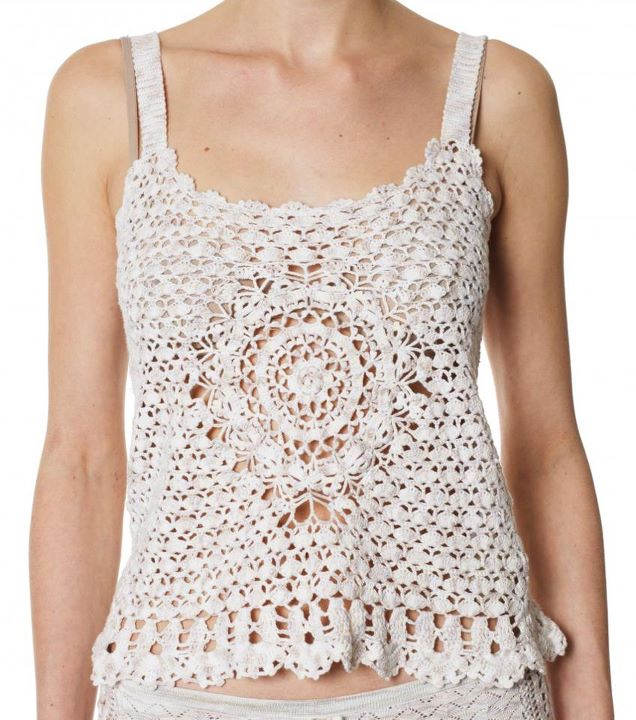 crochet clothing trend summer vhlrxqs