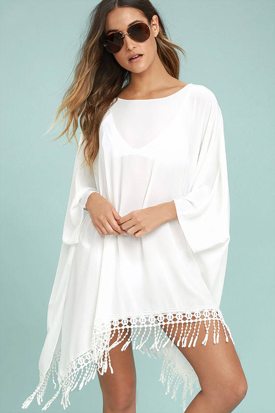 crochet cover up to the hills ivory crochet cover-up 1 eaiglmk
