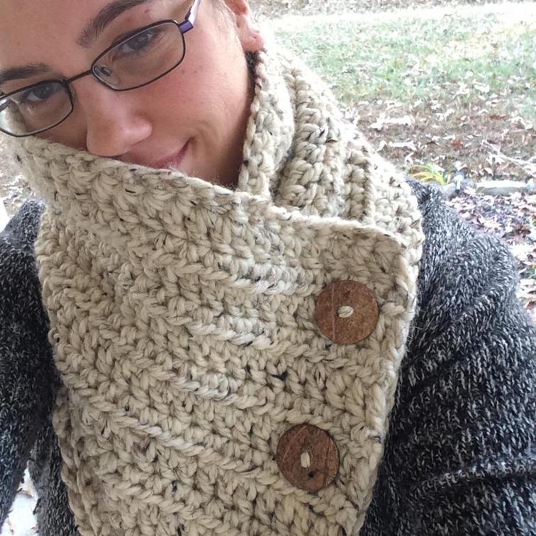 crochet cowl pattern easy cowl free crochet pattern rokrsfz