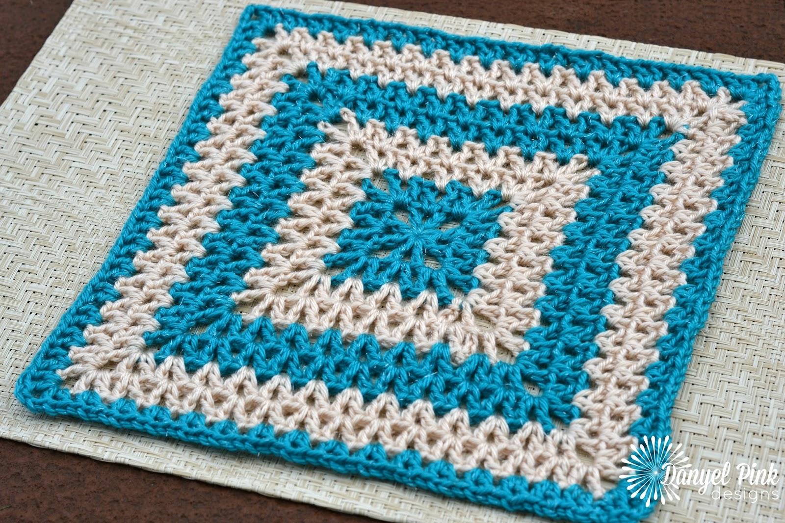 crochet designs crochet pattern - vibrant v-stitch square khoxesv