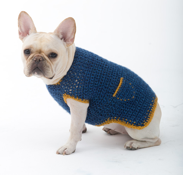 crochet dog sweater crochet dog coats rxtdhzj