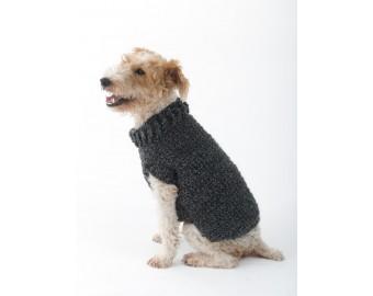 crochet dog sweater the poet dog sweater (crochet) uiowezs