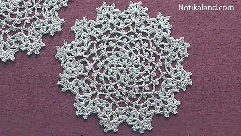 crochet doilies crochet doily for beginners step by step tutorial izoqktw