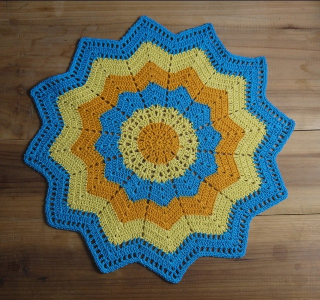The Delicate work of Crochet Doilies