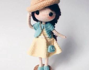 crochet doll   etsy kggbkme