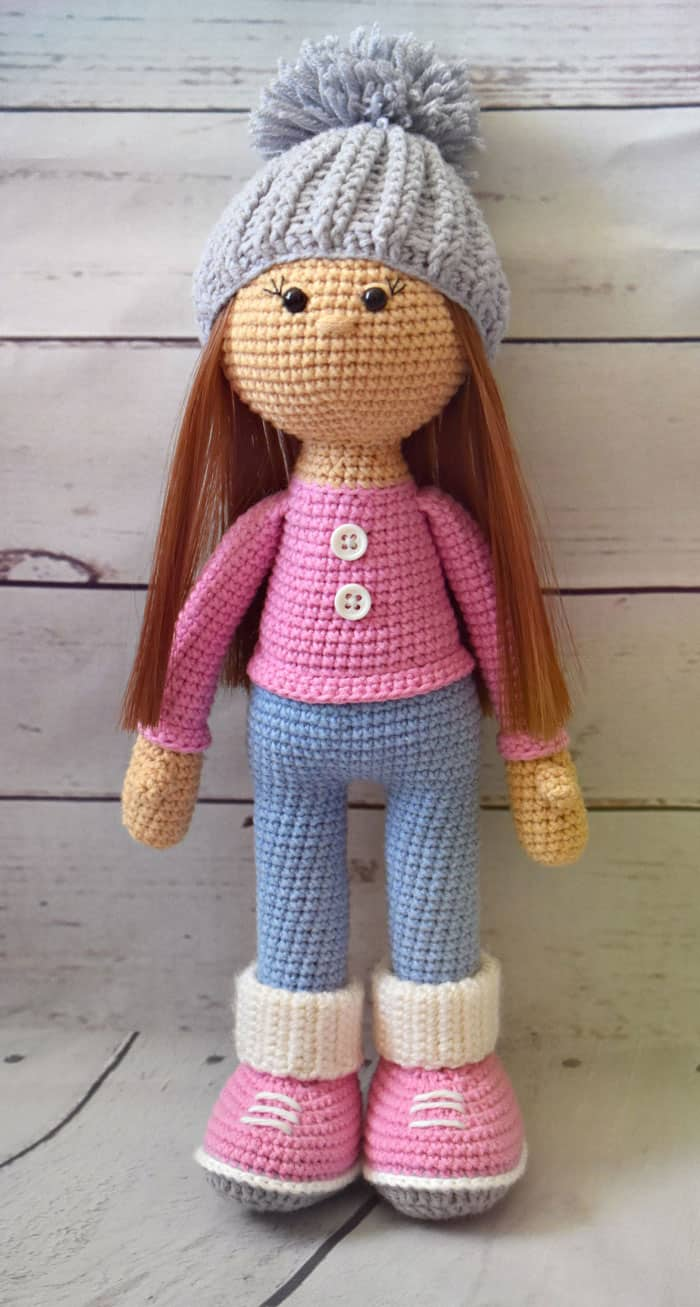 crochet doll free molly doll crochet pattern zwkqtkd