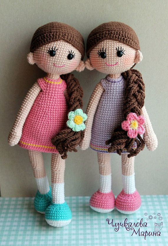 crochet doll patterns pattern good girls pdf crochet two doll pattern  nqewnrj qpdefsu