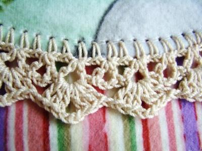 Crochet Edging Patterns blanket edging ct srccpck