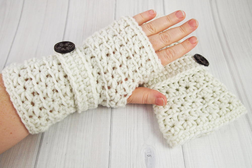 crochet fingerless gloves crochet star stitch fingerless gloves jztyrwd
