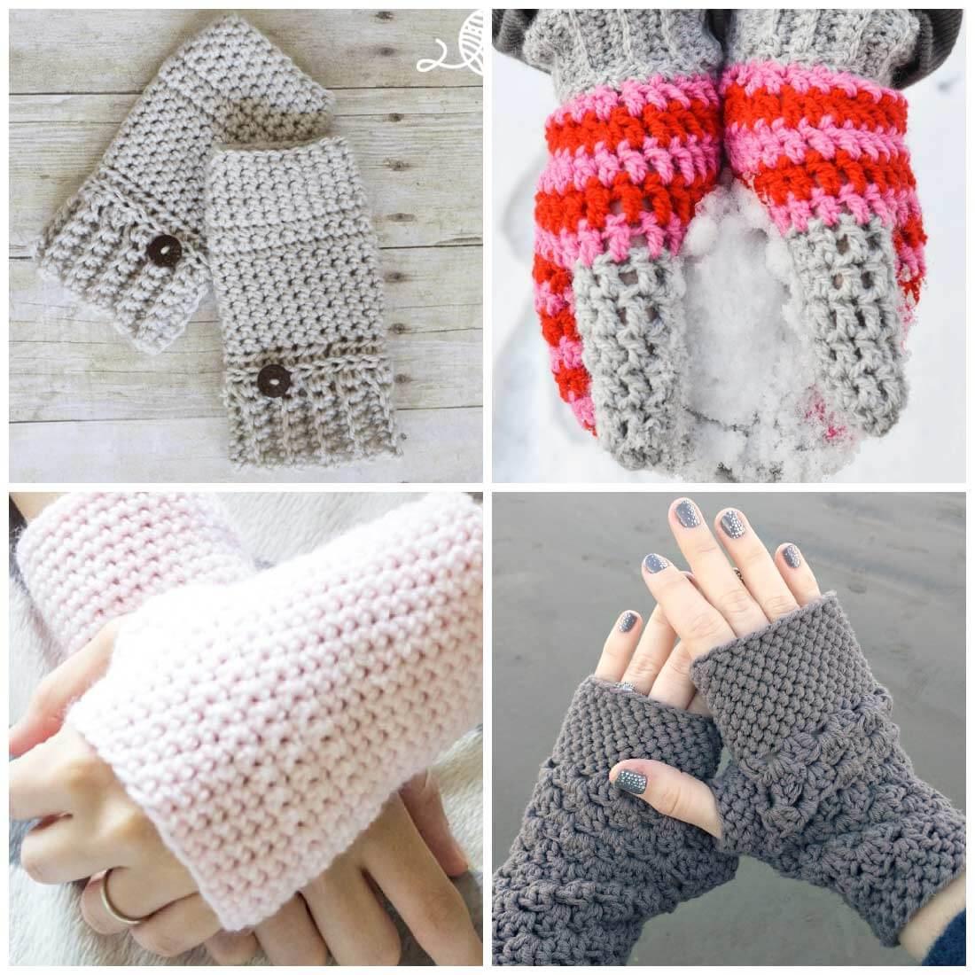 crochet fingerless gloves fingerless gloves crochet pattern   crochet mittens   crochet gloves   free krfpiqt