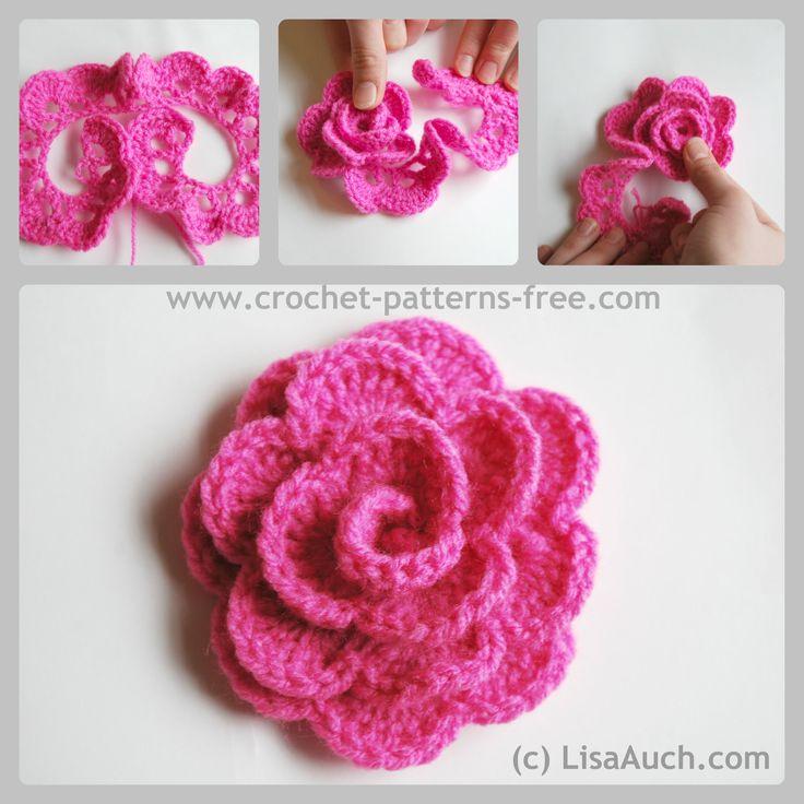 crochet flower pattern crochet flowers pattern free crochet flower patterns xhkmsiu eblnlja