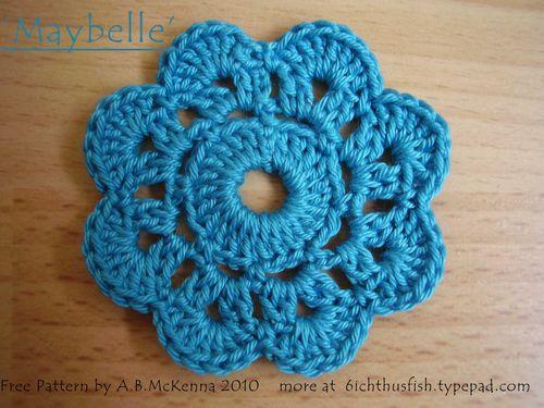crochet flower pattern maybelle free pattern crochet flower web nvuoiwm