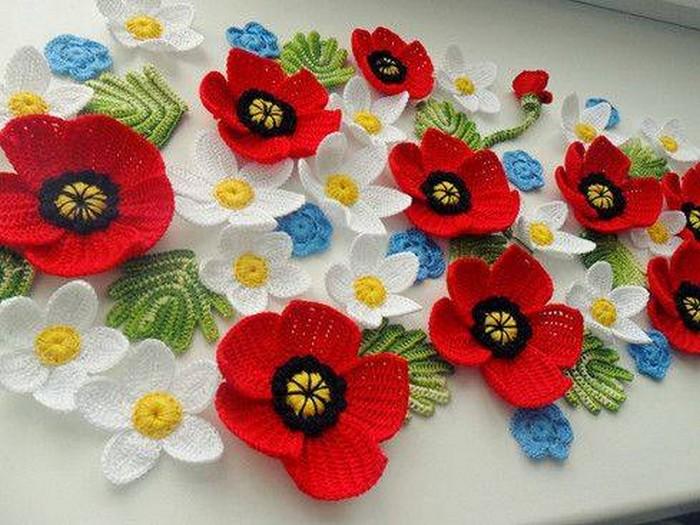 crochet flowers crochet-flower-15 ijzqdgg