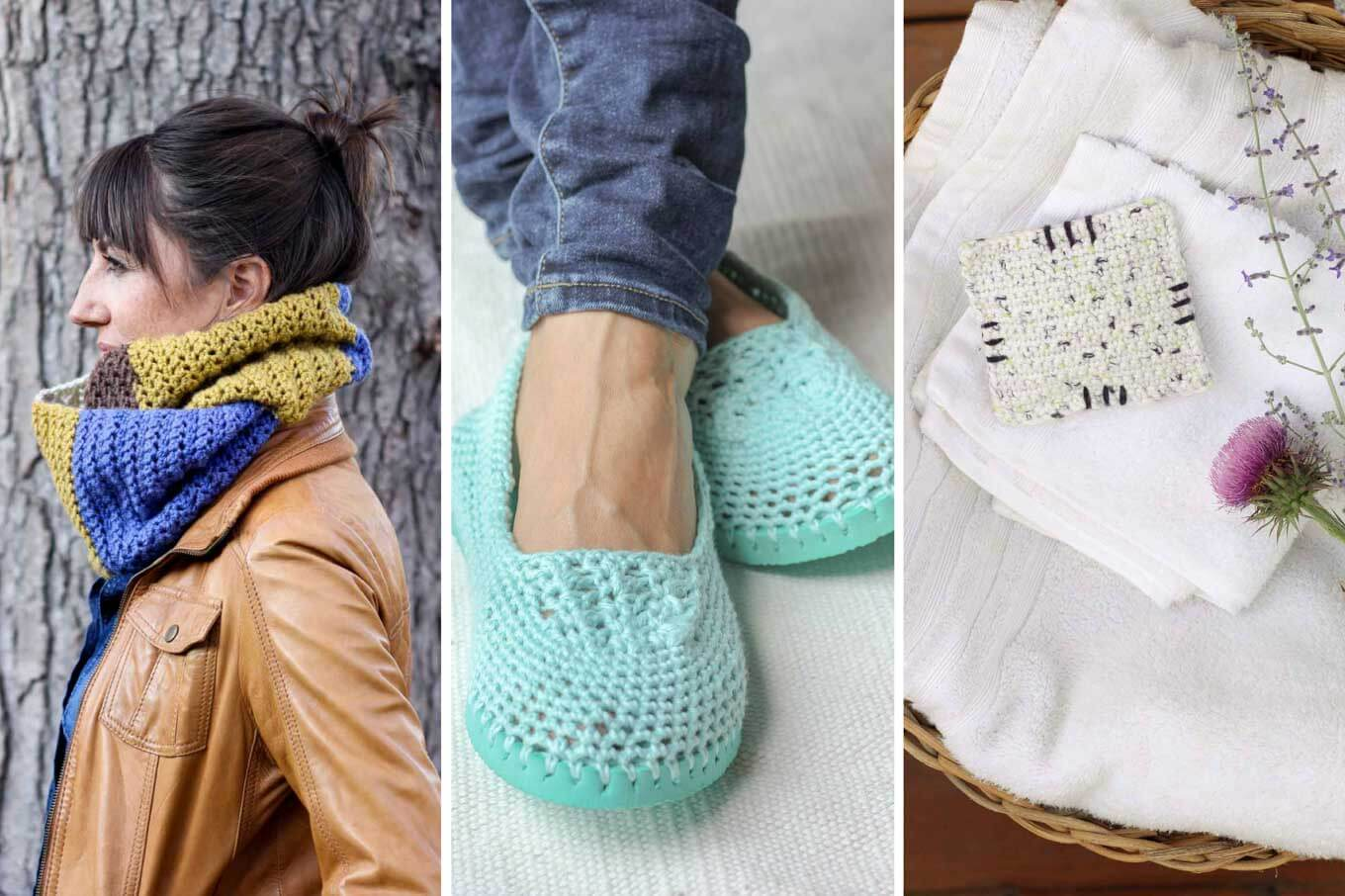 crochet gifts these modern crochet gift ideas can all be make for under $5, which qbfpkkq