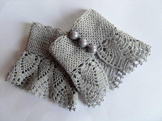 crochet gloves like this item? ahkrfie