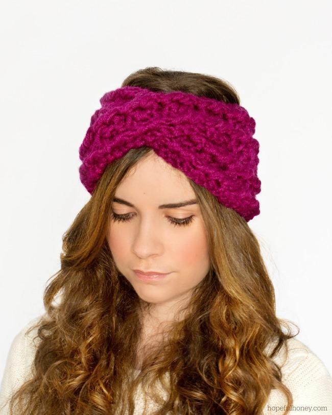 More About Crochet Headband Patterns