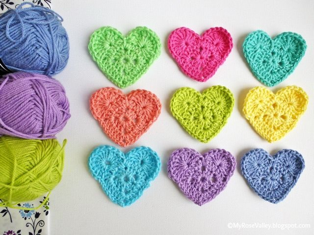 crochet heart 5.http://myrosevalley.blogspot.ch/2013/04/sweet-heart-crochet-pattern.html xvmcvrd