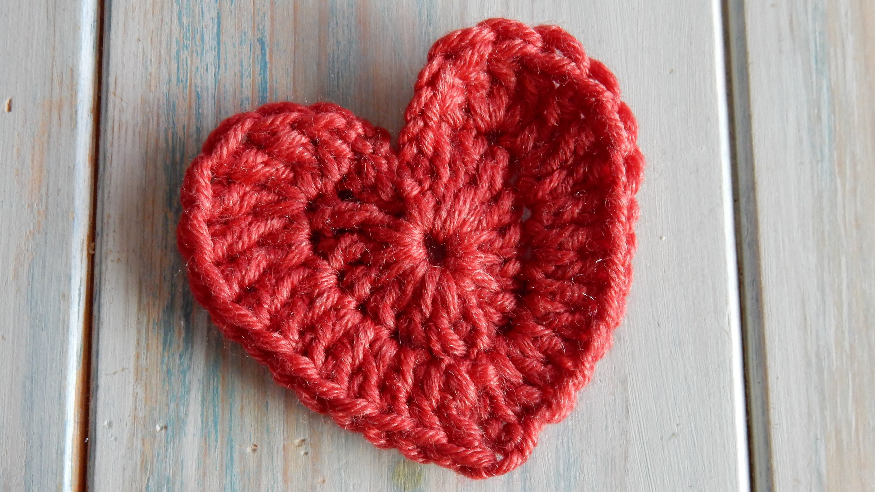 Beautiful Decoration With Crochet Hearts