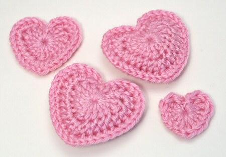 crochet heart love hearts crochet pattern by planetjune fojiwgf