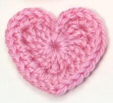 crochet heart love hearts crochet pattern by planetjune jfddoqn