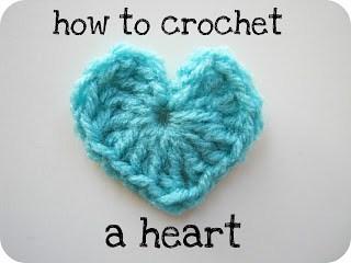 Crochet Heart Pattern 3.http://cornflowerbluestudio.blogspot.com/2012/01/how-to-crochet-heart -photo-tutorial.html mhzdhjk