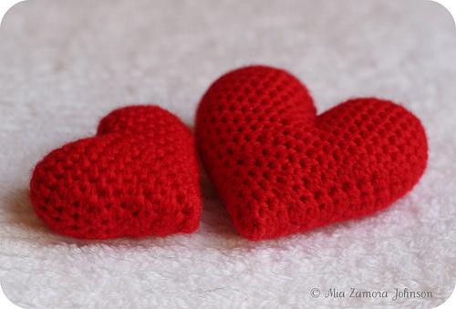 Crochet Heart Pattern free hearts pattern- owlishly otizrdf