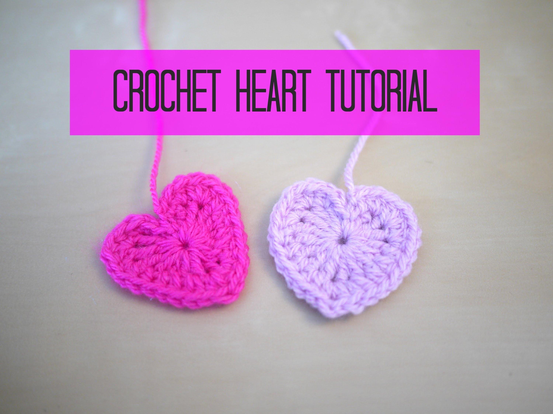 crochet heart tutorial | bella coco - youtube gmyazbu