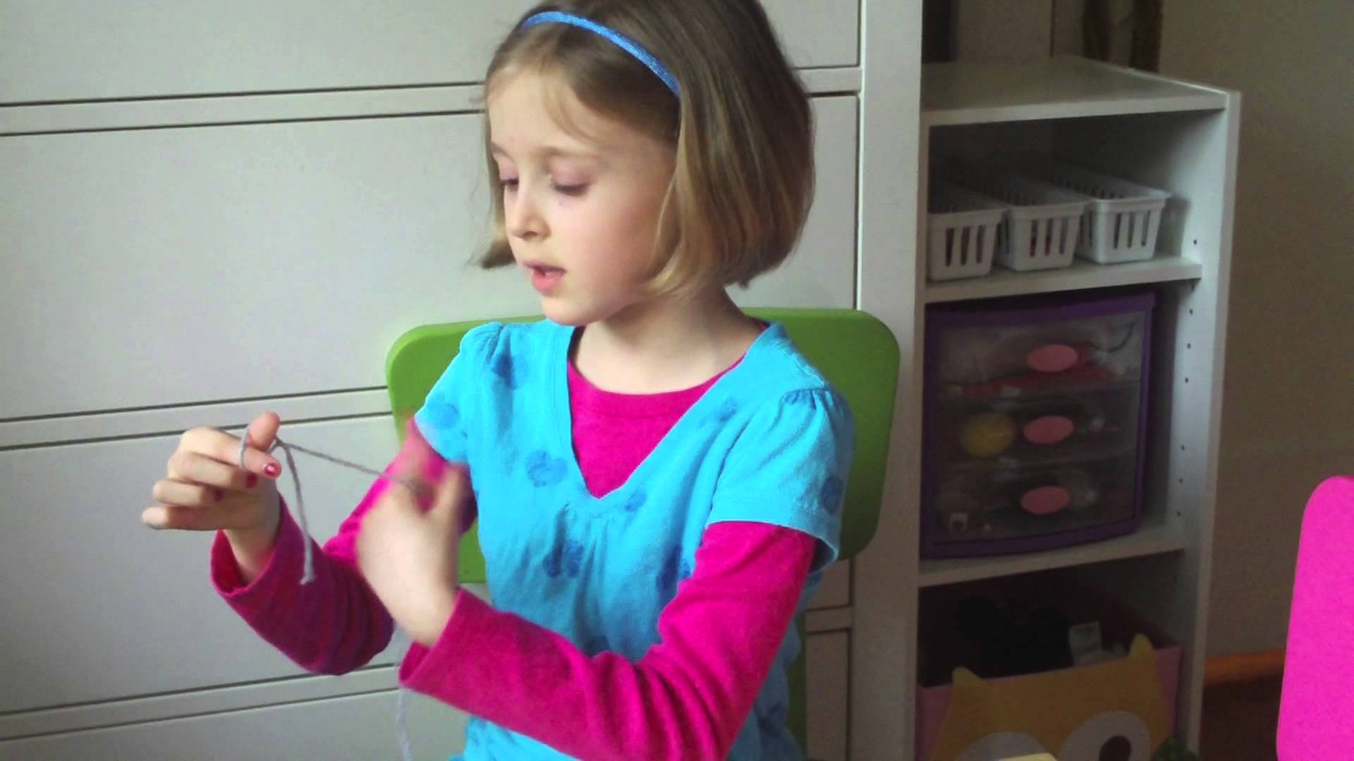 crochet kids learn how to finger crochet with kids - youtube zsuwere