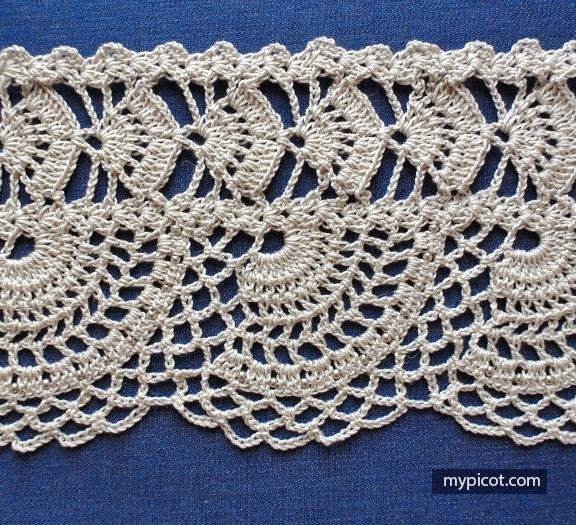 crochet lace crochet edging patterns woqpoex