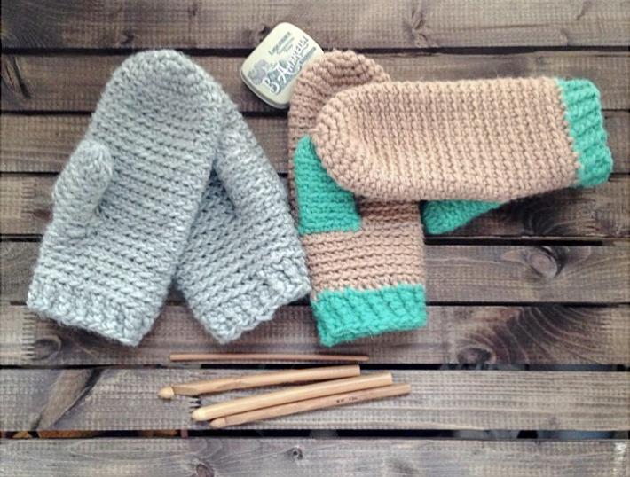 crochet mittens one night crochet mitten pattern adopqng