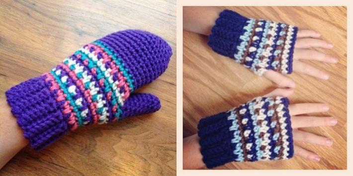 crochet mittens sam mittens crochet mitten pattern dlrygwi