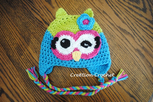 crochet owl hat pattern 6-12mo crochet owl hat otnlbff