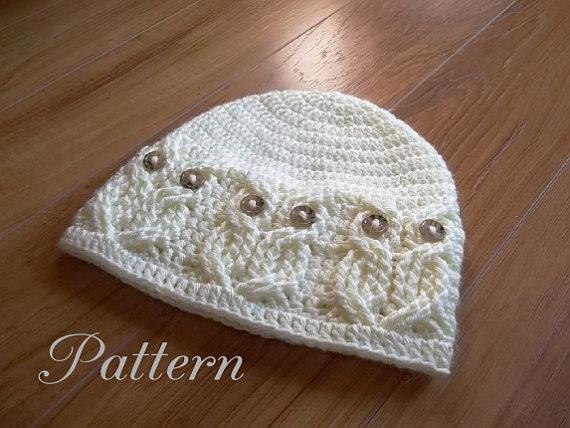 crochet owl hat pattern crochet pattern-itu0027s a hoot -owl hat. adult, toddler/child, and baby size  pattern. mrizrbn