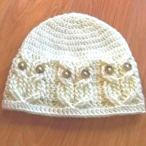 crochet owl hat pattern download a free pattern every day. ~ owl beanie | crochet stash .tumblr kitpzgz