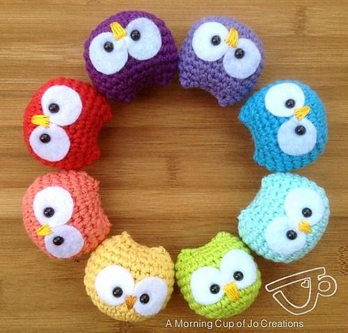 Crochet owl pattern 9.how to crochet owl amigurumi free pattern beginner small tiny nsfxagb