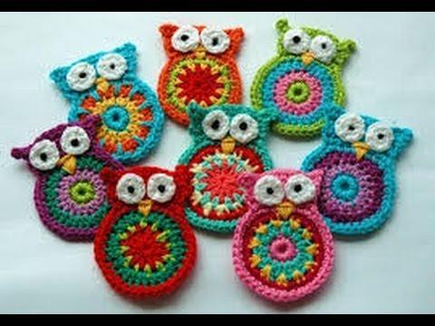 Crochet owl pattern crochet owl pattern instruction zdahtud