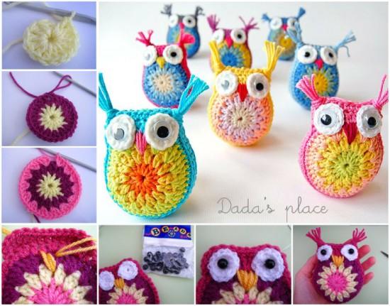 Crochet owl pattern diy crocheted owls free patterns4 orrkbxv