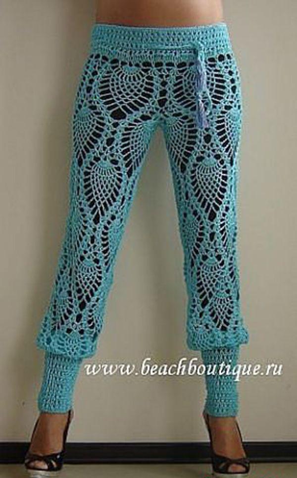 Crochet pants roundup of beautiful #crochet trouser pants from crochet_stuff eyfjjyg