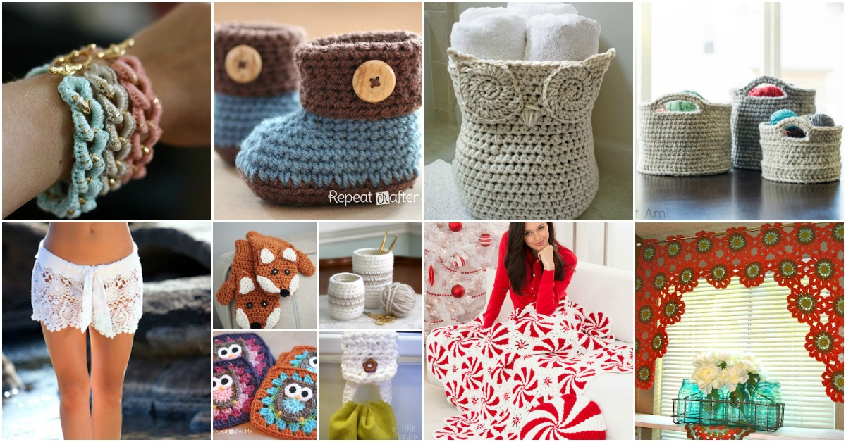crochet patterns for beginners 100 free crochet patterns that are perfect for beginners {cute and easy hlrylbd