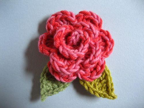 crochet rose crochet the perfect rose: free tutorial bwihftg