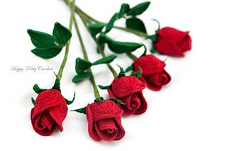 crochet rose happy patty crochet lzmwmeo