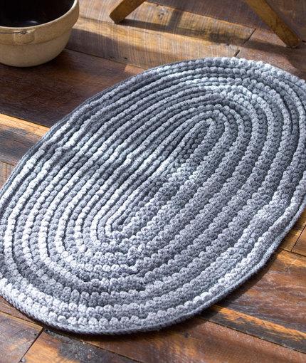 crochet rug patterns crochet rug pattern with fabric strips yjjvfwl