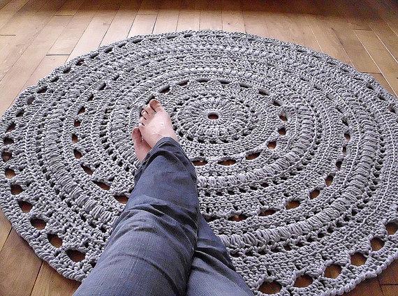 The Finest Crochet Rug Patterns