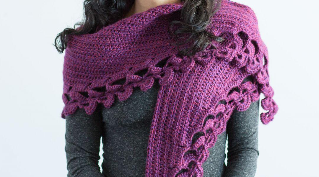 crochet shawl workshop teftslg