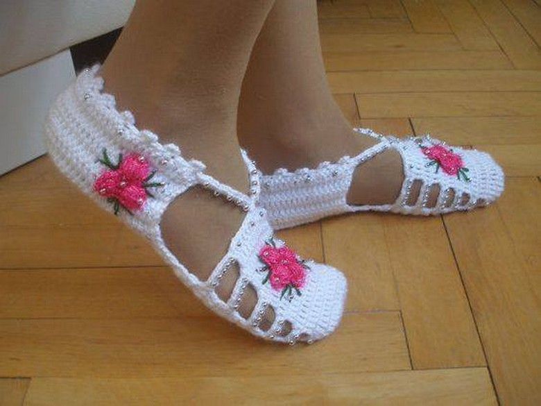 crochet shoes 25 vylheiw