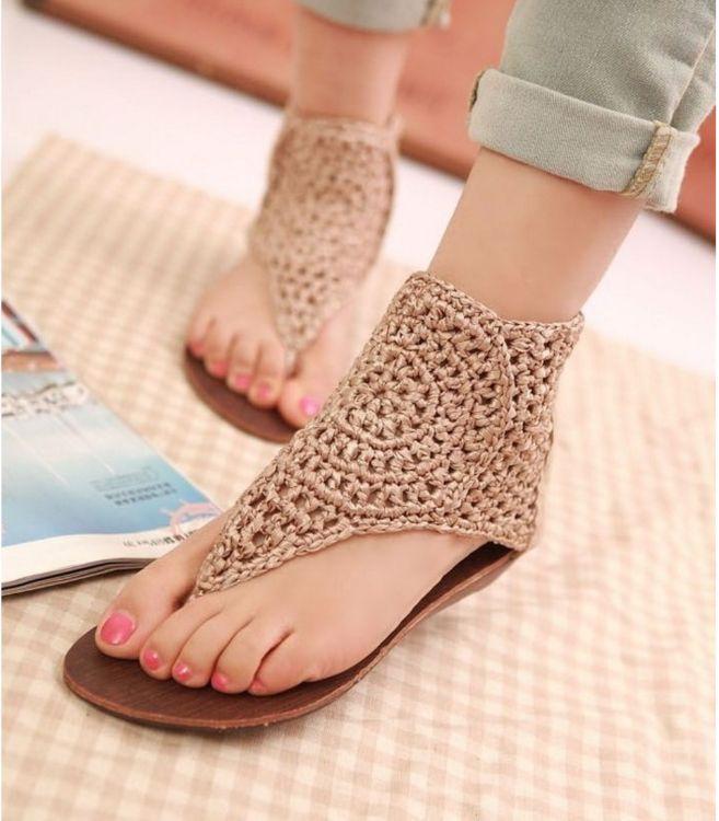 crochet shoes isnu0027t is the worst when your most comfortable pair of flip-flops go jwognam