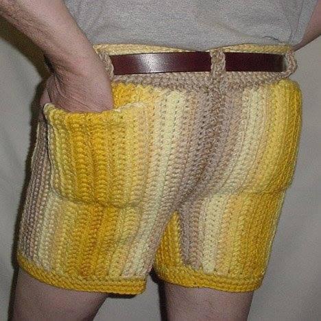 crochet shorts fbgpkwd