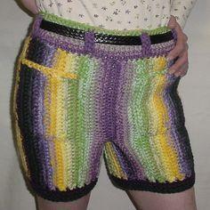 crochet shorts free crochet mens shorts pattern - google search vtaynoc