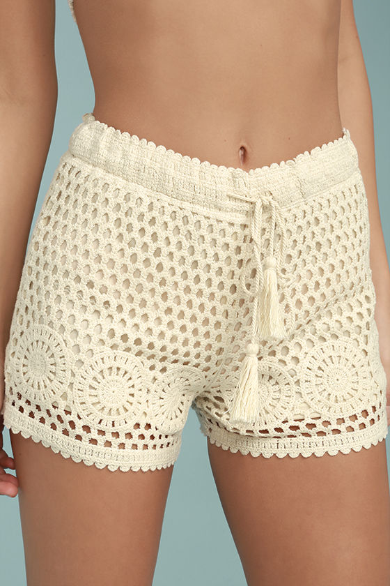 Crochet shorts – One of its own kinds