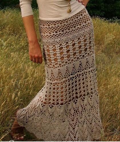 crochet skirt crochet maxi skirt pattern diagrams pdf lccjkjh